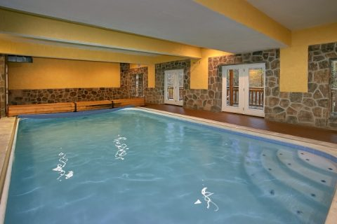 Featured Property Photo - Indoor Pool Lodge