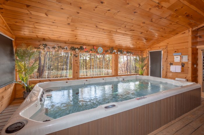 It's A Waterful Life Cabin Rental Photo