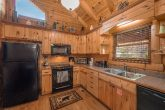 Spacious Kitchen in 1 bedroom luxury cabin
