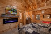 1 Bedroom cabin with King Bed and Fireplace