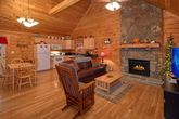 Cozy 1 Bedroom Cabin with a Fireplace