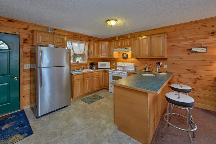 2 Bedroom Cabin Sleeps 6 Full Kitchen - Ivey's Cove