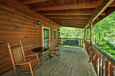 Gatlinburg Cabin with Relaxing Deck