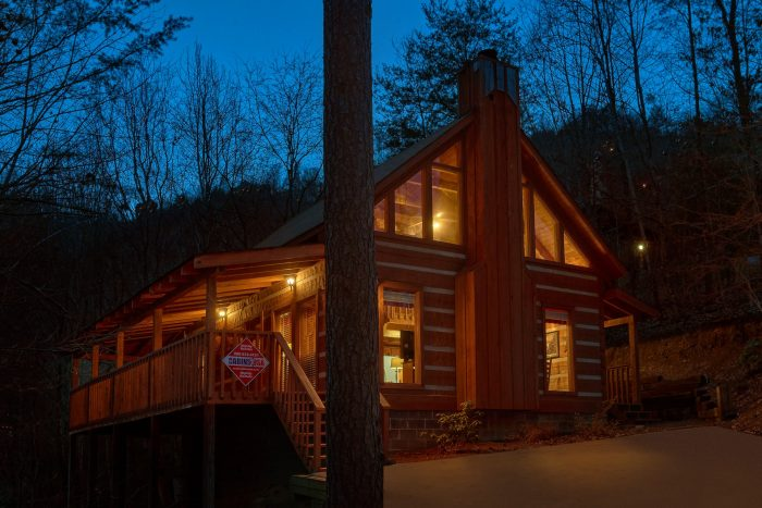 Just Barely Making It Cabin Rental Photo