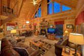 Cozy 2 bedrom cabin with wood burning fireplace