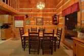Wears Valley 2 bedroom cabin with Dining room