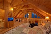 2 bedroom Cabin with Loft King Bedroom