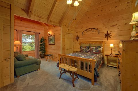 6 Bedroom 6 Bath Cabin Sleeps 18 - KenKnight's Wilderness Lodge