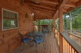 Wrap Around Deck 6 Bedroom Cabin Sleeps 18