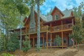 6 Bedroom 6 Bath 3 Story Cabin Sleeps 18