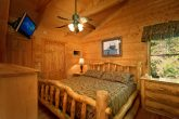 1 Bedroom cabin with a King bed