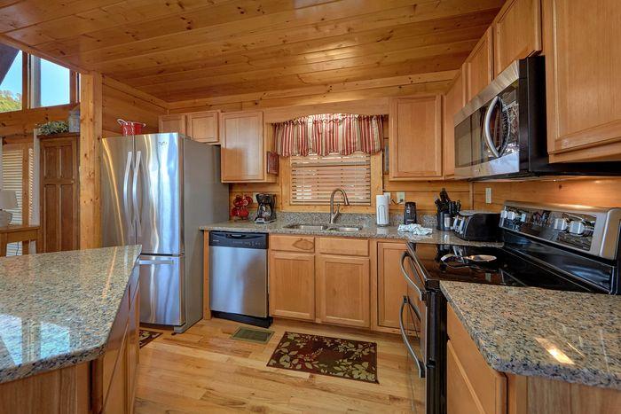 Premium 4 Bedroom Cabin with Double Oven - Knockin' On Heaven's Door