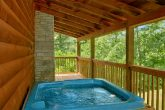 1 Bedroom Cabin with Cozy Outdoor Hot Tub