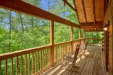 Honeymoon Cabin with Views from the Deck