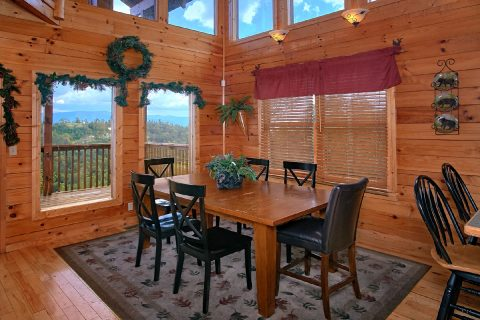 Premium Cabin with Family Size Dining Room - Lasting Impression