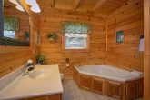 Premium 3 Bedroom Cabin with 2 Jacuzzi Tubs