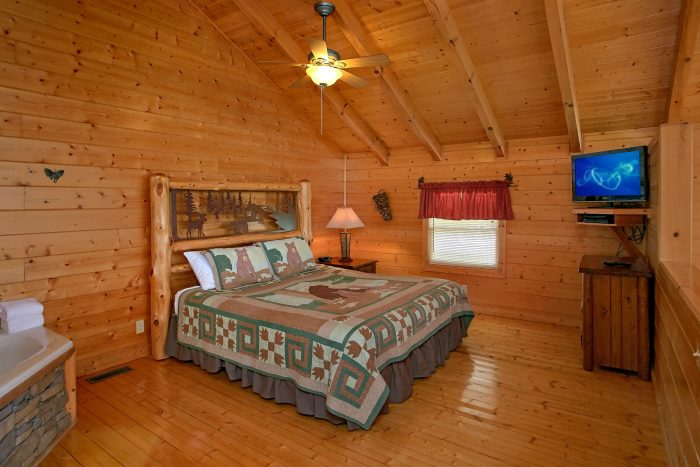 Premium Wears Valley Cabin with 3 King Bedrooms - Lasting Impression