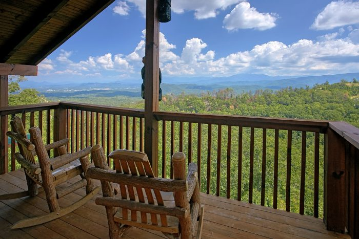 Premium Cabin with Views of Smoky Mountains - Lasting Impression