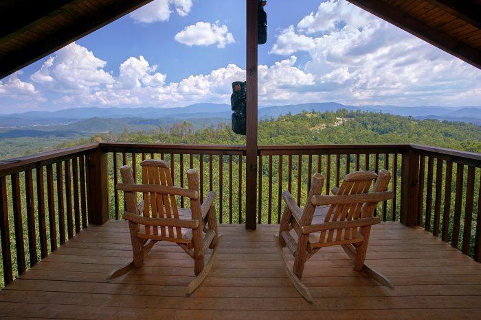 Private Cabin with Scenic Mountain Views - Lasting Impression