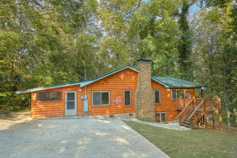 4 Bedroom cabin in Gatlinburg with flat parking - Laurel Manor