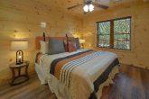 Premium 2 bedroom cabin with King Bedroom