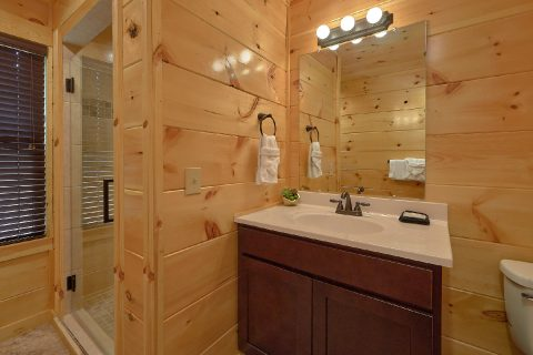 2 bedroom cabin with 2 and a half baths - Laurel Splash