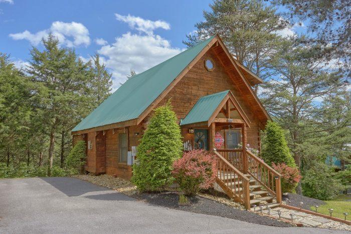 Lazy Retreat Cabin Rental Photo