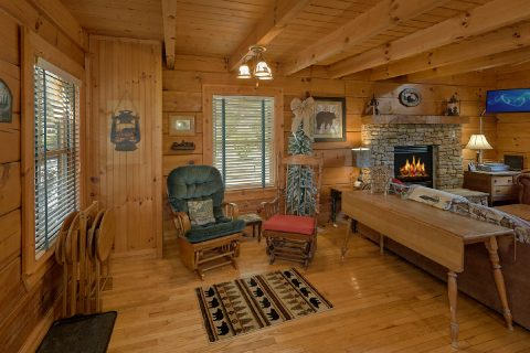 Smoky Mountain Cabin with extra seating - 4 Little Bears