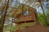 1 Bedroom Honeymoon Cabin with Wooded Views