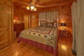 Main Floor Master Suite 2 Bedroom Cabin