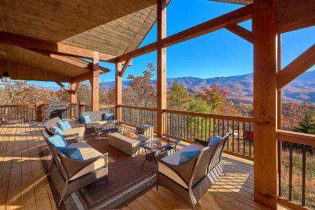 Elkhorn Lodge: 5 Bedroom Gatlinburg Cabin Rental