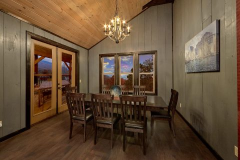 Premium 5 Bedroom Cabin Sleep 14 - LeConte Views