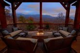 Spectacular Views 5 Bedroom Cabin LeConte Views