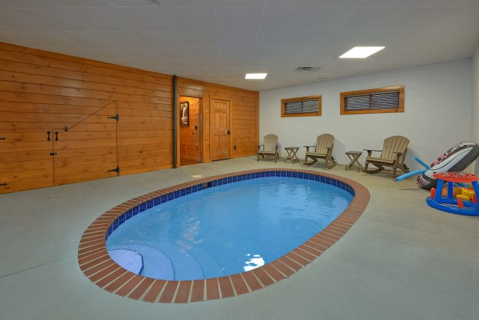 LeConte Waters Cabin Rental Photo