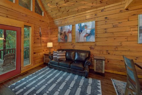 4 Bedroom Cabin with Fully Equipped Kitchen - LeConte Waters