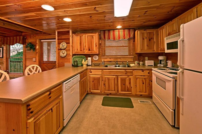 Cabin with Equipped Kitchen - Little Cove Hideaway