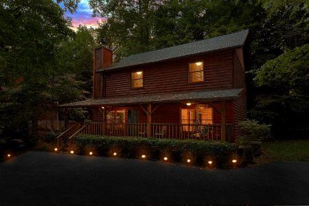 Take My Breath Away: 2 Bedroom Sevierville Cabin Rental