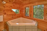 Private Jacuzzi Tub in Master Suite