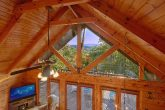 3 Bedroom 3 Bath Cabin Sleeps 10 With Views