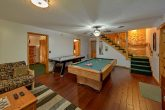 Large Game Room 3 Bedroom Cabin