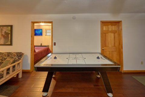 3 Bedroom Air Hockey Pool Table - Livin' Lodge