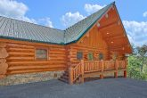 Luxurious Cabin Rental with Mountain Views