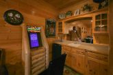 Premium Cabin with Family Room and Games