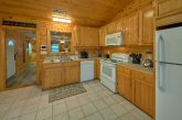 Fully Furnished kitchen in 3 bedroom cabin