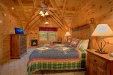 Cabin with Private King Bedroom