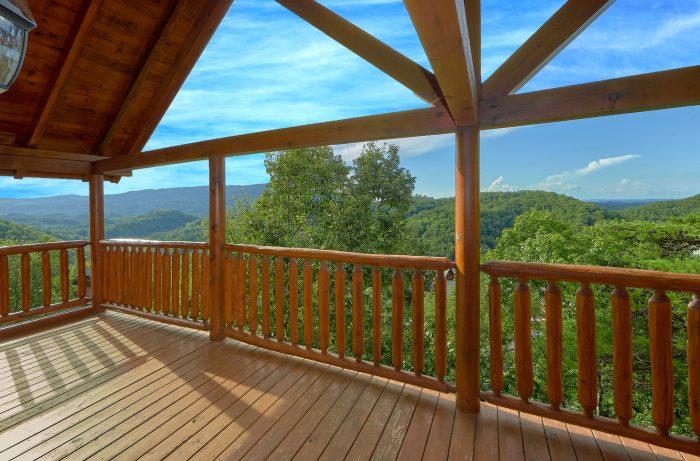 Lookout Lodge Cabin Rental Photo
