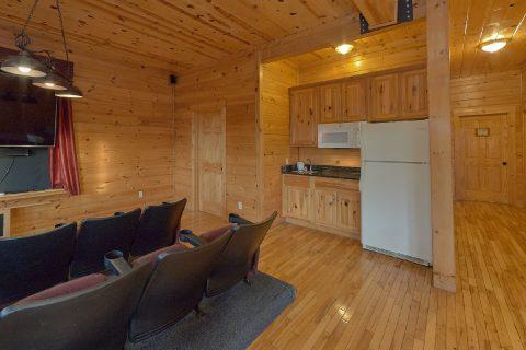 Theater Room Game Room Wet Bar 6 Bedroom - Lookout Lodge