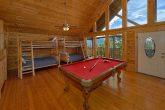 6 Bedroomroom Game Room Pool Table & Arcade Game