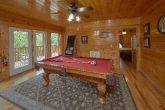 Luxury Cabin with Pin Ball Arcade and Pool Table