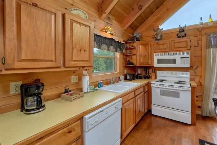 Fully Equipped Kitchen - Love Without End